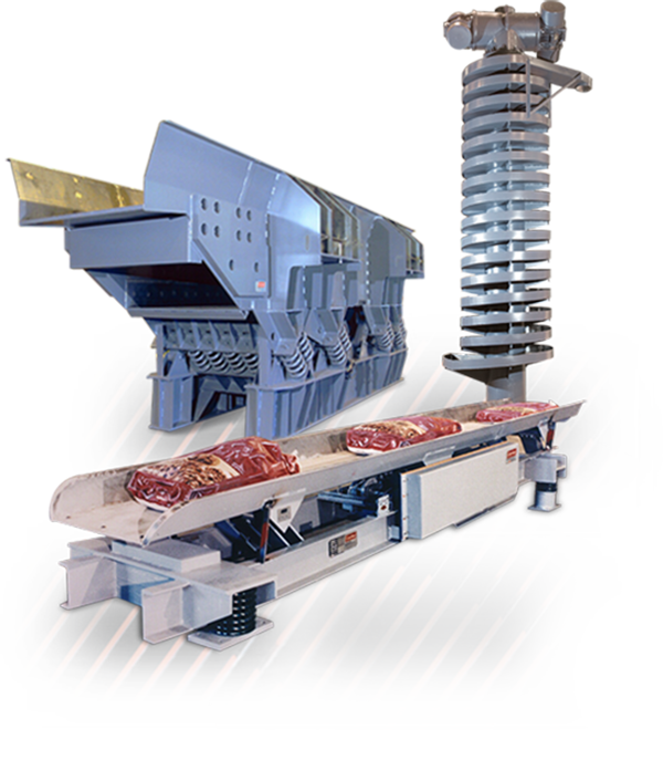 Vibratory Feeders & Conveyors