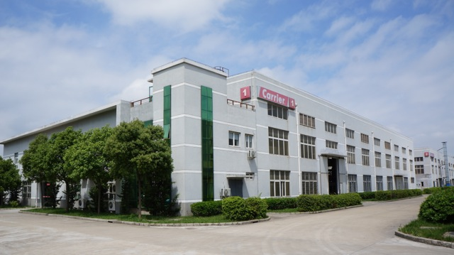 Carrier Vibrating Equipment China Office