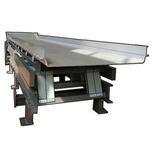 Sanitary Vibrating Conveyor