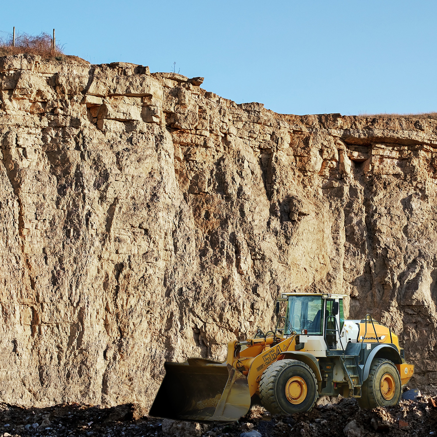 From Rock To Useful Material With Limestone Drying
