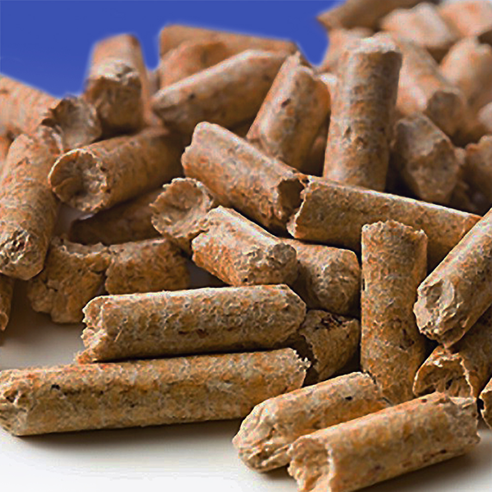 Energy From Scrap With Biomass Wood Pellets