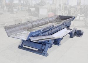 Heavy Duty Vibrating Conveyor for Mining