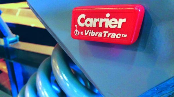 Vibratrac on Vibratory Equipment